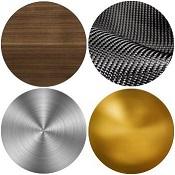 Moovia Butaca Componentes Acabados - Moovia® Materiales