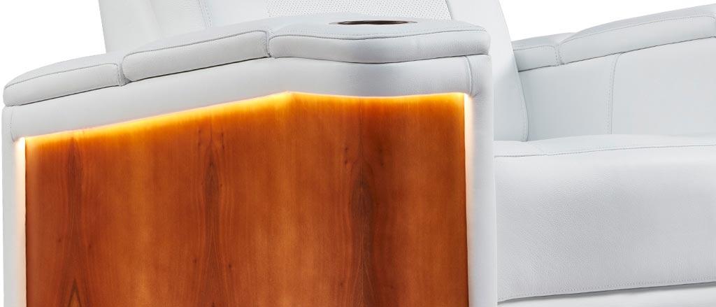 Moovia Iluminacion en Home Cinema Butacas - Moovia® Iluminación