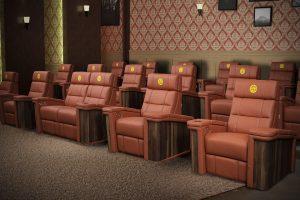 Moovia® Stockholm Home Cinema Sala