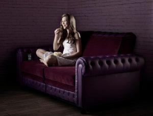 Chesterfield sofa popcorn purple 300x228 - Moovia® Sofa Chesterfield